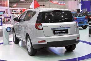Geely GX7