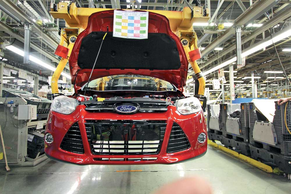 Ford Завод