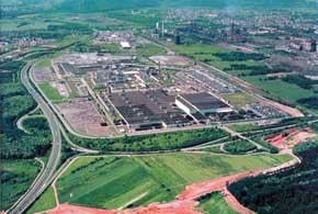 Завод Ford в Германии