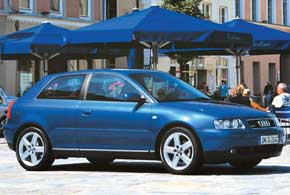 Audi A3 1996 г.