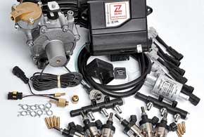 Сегодня в ассортименте продукции компании «Сервис Газ Украина» около сотни комплектов газобаллонного оборудования поддвигатели самой разной техники – от автомобилей до яхт, откарбюраторных моторов до самых современных с непосредственным впрыском FSI, TFSI, TSI.