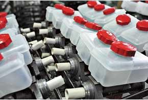 В скромных с виду цехах производятся детали длямашин СНГ, а также по заказу нескольких именитых европейских автобрендов.