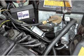 Газовые форсунки Hana2000 конструктивно схожи сбензиновыми форсунками. Они устойчивы  кзагрязнению и нетребуют калибровки.