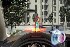 Система Pedestrian Detection способна предотвратить наезд напешехода на скорости до 35 км/ч. Кроме этого, Volvo первой в мире предложила подушку безопасности для пешеходов. Пристолкновении на скоростях 20–50 км/ч приподнимается задняя часть капота и раскрывается подушка, перекрывающая треть лобового стекла и нижнюю часть передних стоек кузова.