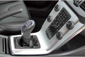 На мой взгляд, такая рукоятка рычага КП больше подходит для «автомата».