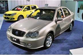 В 2007 году с продукцией марки Geely ознакомились гости и участники Детройтского автошоу NAIAS.