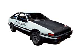 Toyota Corolla AE86 1983 г.