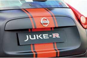 Тест-драйв Nissan Juke-R