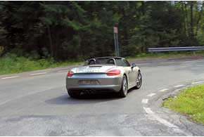 Porsche Performance Drive