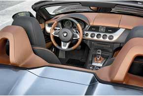 Дизайнеры Zagato сохранили общий стиль салона. Изысканные материалы отделки и высокое качество исполнения придают интерьеру особый шик.