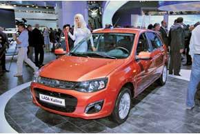 Lada Kalina второго поколения внешне изменилась незначительно, но получила массу технических усовершенствований.