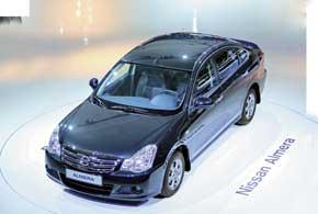 Новая Nissan Almera   весной 2013 года заменит нынешнюю Almera Classic.