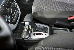 Lada Granta получила автоматическую трансмиссию, которая позже будет устанавливаться и на Lada Kalina.