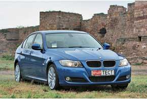 BMW 3 Series (Е90) 2004 г. (пятое поколение)