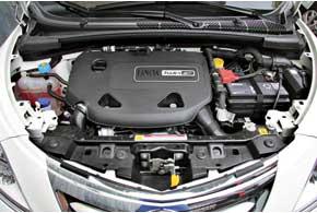 0,9-литровый турбомотор, установленный в Ypsilon, признан лучшим двигателем 2011года и доступен украинским покупателям.