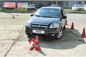 «Лучший водитель Украины 2012» вХарькове