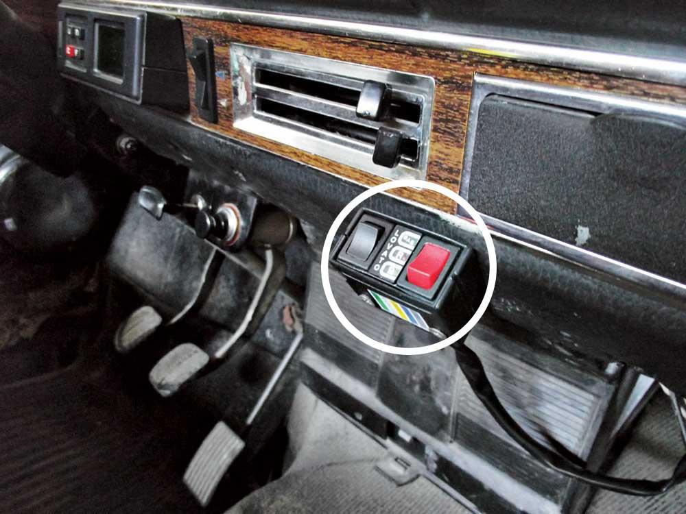 Переключатель газа на бензин своими руками