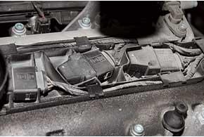 Слабое место моторов 1,8Т – индивидуальные катушки зажигания, они могут выйти изстроя.