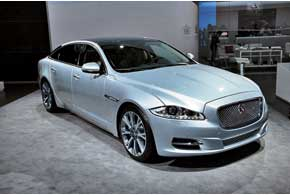 Jaguar XJ получил новые моторы ивпервые – полный привод.