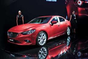 Mazda6 нового поколения