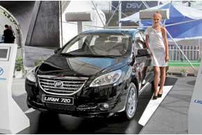 Lifan 720 построен на увеличенной платформе седана Lifan 620 и оснащен 130-сильным 1,8-литровым мотором.