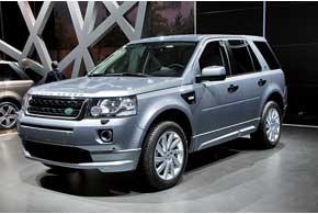 Land Rover Freelander 2 в очередной раз освежили и модернизировали.