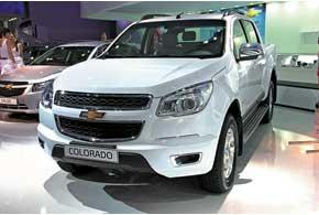 Chevrolet Colorado – новый игрок на российском рынке пикапов.