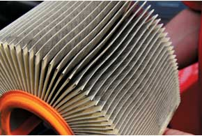У фильтра с пробегом 20000 км перепад давления может быть в полтора–три раза выше, чем у нового.