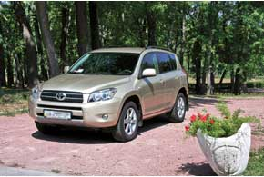Toyota RAV4 2006–2011 г. в.