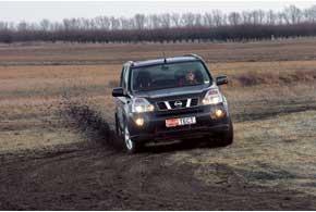 Nissan X-Trail с 2007 г.
