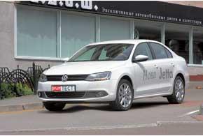 VW Jetta 1.4 TFSI (150 л. с.)