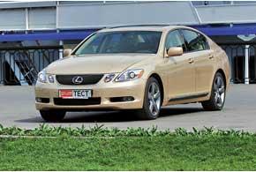 Lexus GS 2006 г. (III поколение)