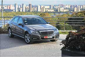 Mercedes-Benz E 350 4Matic BlueEFFICIENCY (306 л. с.)