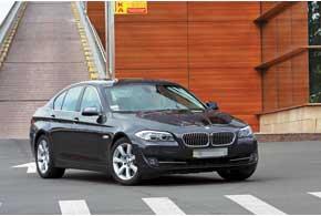 BMW 535i хDrive (306 л. с.)