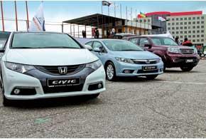 Honda FanFest 2012