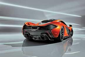 McLaren Р1