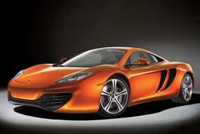 McLaren MP4-12C (с 2010 г.)