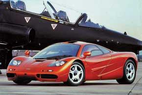 McLaren F1 (1992–1998 г. в.)