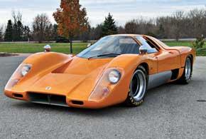 McLaren M6 GT (1968–1969 г. в.)