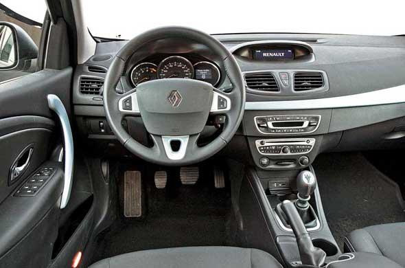 Длительный тест Renault Megane: