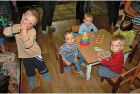 Никопольский реабилитационный центр