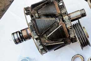 У водителей, которые редко ездят на автомобиле, могут возникнуть проблемы с генератором.