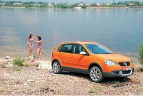 VW CrossPolo 2006–2010 г. в.