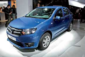 Обновленное семейство Dacia Logan и Sandero в Украине будет продаваться под брендом Renault.