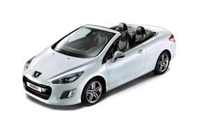 Peugeot 308 CC 1.6E THP (150 л. с.), АКП