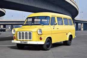 Менеджеры Ford долго видели VWTransporter в кошмарных снах, пока в 1965 году не появился первый Transit.