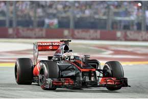 Сразу после финиша гонки появились слухи о том, что в McLaren знали о наличии проблем с болидом Льюиса Хэмилтона, однако команда категорически их отвергла.