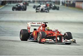От Ferrari ждали заявлений по поводу Массы сразу после финиша гонки, но Доменикали не спешил: «Регламент не устанавливает сроков для таких решений – заявление будет, когда вопрос решится внутри команды».