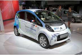 Антонин Ги, Ксавье Дег и Citroёn C-Zero доказали, что на электромобиле можно отправиться в кругосветку.
