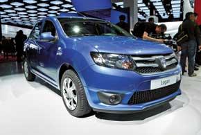На европейском рынке новый Logan, как и остальные представители семейства, будет продаваться под брендом Dacia,